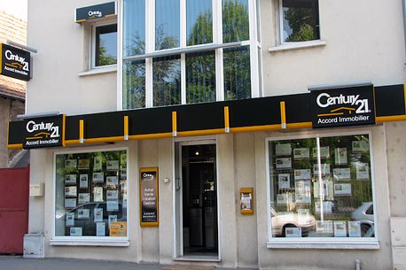 Agence immobilière CENTURY 21 Accord Immobilier, 91600 SAVIGNY SUR ORGE
